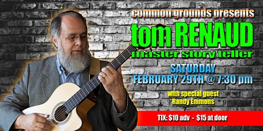 Tom Renaud: The Leap Year Concert