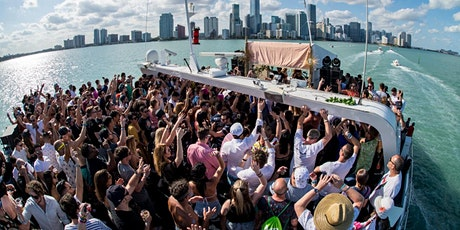 Cosmic Gate & Friends Sunset Cruise MMW 2020 tickets