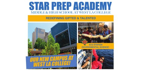 STAR Prep Academy Admissions/Open House -7th through 12th Grade tickets