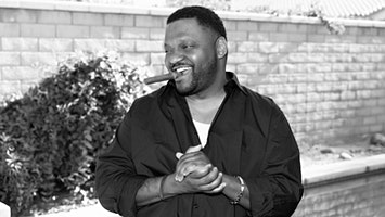 Comedian Aries Spears