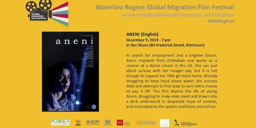 Aneni - Screening and Panel of Experts' Stories