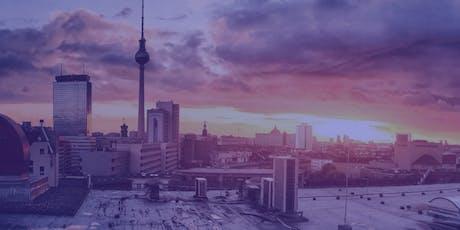 Informations- und Netzwerkveranstaltung des Bündnis Digitale Stadt Berlin tickets