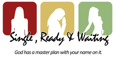The Single, Ready & Waiting Women's Conference - Toronto tickets
