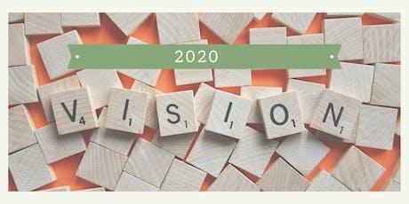2020 Vision: San Diego Goal Setting Workshop tickets