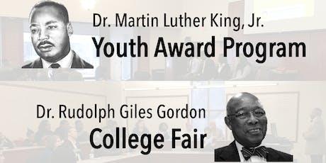 2020 Rudolph G. Gordon College Fair (Part of MLK Youth Award Program) tickets