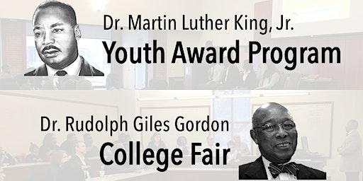 2020 Rudolph G. Gordon College Fair (Part of MLK Youth Award Program)