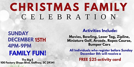 Promised Land Christmas Family Fun Day at The Big E!