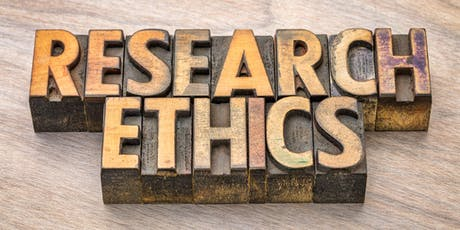 Ethics for Research Supervisors tickets