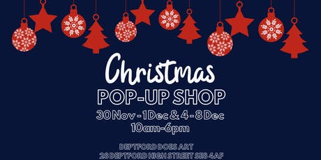 CHRISTMAS POP-UP SHOP tickets