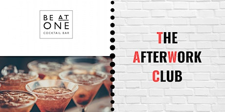 The After Work Club: Be At One // Launch Event tickets