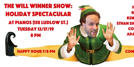 The Will Winner Show: Holiday Spectacular tickets