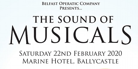 Belfast Operatic Company presents The Sound of Musicals tickets