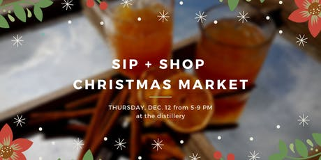 Roots and Wings Distillery Sip & Shop tickets