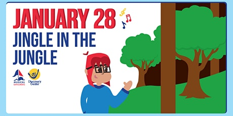 Musical Explorers: Jingle in the Jungle tickets