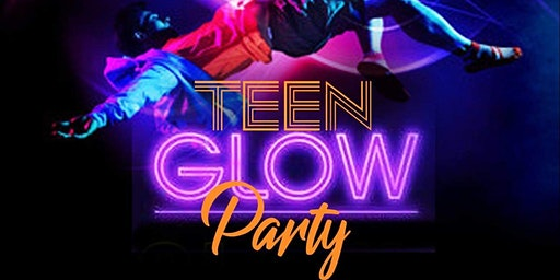 December Teen Glow Party Sky Zone Waldorf