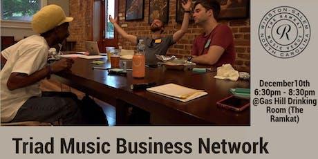 Triad Music Business Network tickets