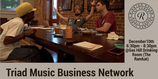 Triad Music Business Network