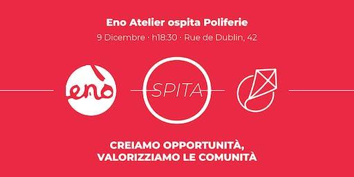 Poliferie @ EnoAtelier - Le disuguaglianze italiane viste da BXL