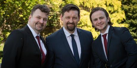 'The Three Tenors Ireland-- Christmas Concert' KILTERNAN tickets
