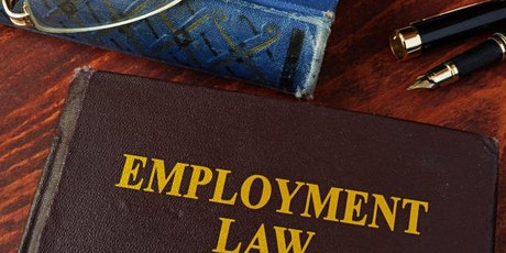 Legal Preparation for Small Businesses: Workplace Culture: a.k.a. Employment Law 101 - Thursday, February 27, 2020 tickets