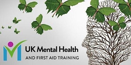 Mental Health First Aid Training  (MHFA 2 X Days) - 27th & 28th FEB tickets
