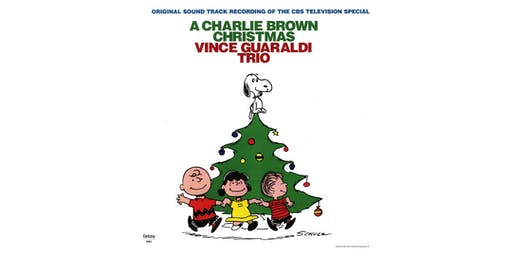BRAINVILLE @ WDNA - A Charlie Brown Christmas