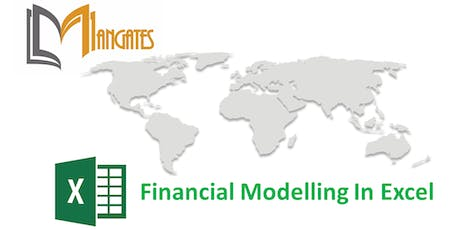 Financial Modelling In Excel  2 Days Virtual Live Training in Canberra tickets