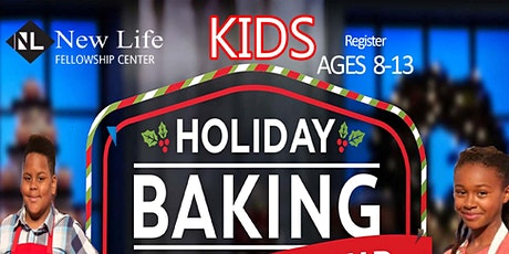 NLFC Kidz Holiday Bake Off tickets