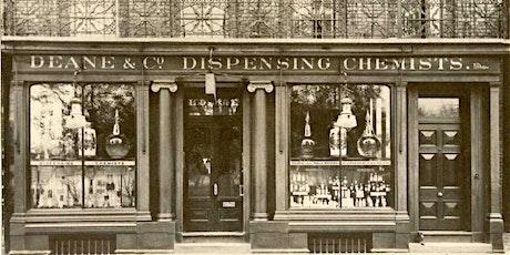 Pharmacy Shops in London tickets