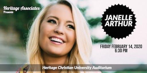 Janelle Arthur Concert