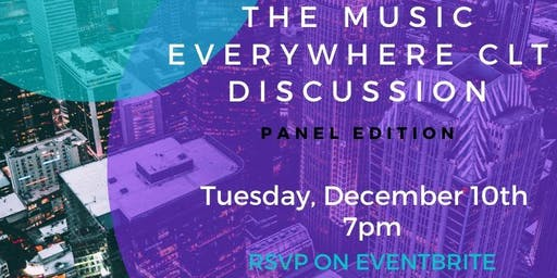 """The Platform Music + Culture Series 