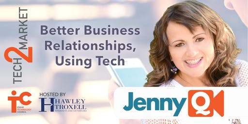 Tech2Market: Better Business Relationships Using Tech