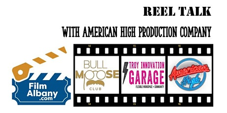 Reel Talk with Will Phelps, Head of Production, American High tickets