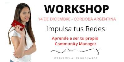 Workshop Impulsa tus Redes Sociales