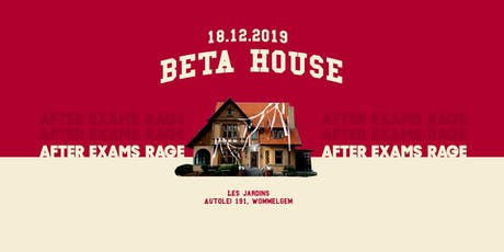 BETA HOUSE 2 @ LES JARDINS tickets
