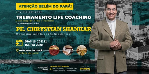 Life Coaching com Pe Chrystian Shankar
