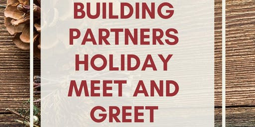 St. Andrews Center Building Partner Meet and Greet