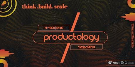Productology Spin-off biglietti