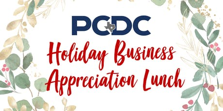 Holiday Business Appreciation Lunch tickets