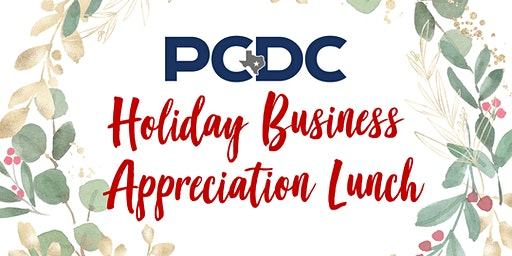 Holiday Business Appreciation Lunch