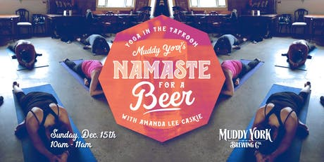 Namaste For A Beer With Amanda Lee Caskie tickets