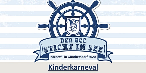 DER GCC STICHT IN SEE - Kinderkarneval - KIND