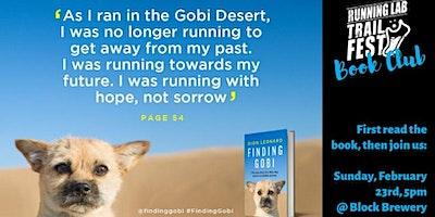 """Running Lab Book Club - """"Finding Gobi"""" by Dion Leonard"""