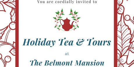 Holiday Tea's  & Tours tickets