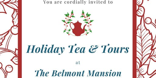 Holiday Tea's  & Tours
