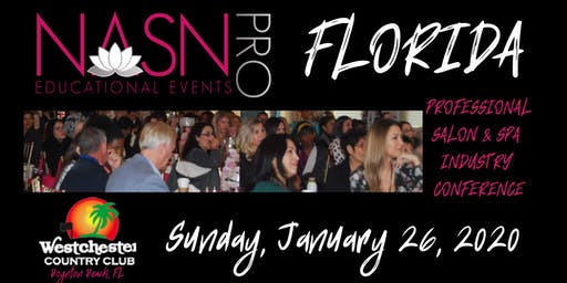 Florida 2020 Conference for Salon & Spa Professionals