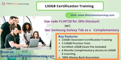 LSSGB Training in Commerce, CA