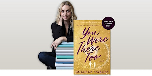 Book Signing and Luncheon with Colleen Oakley