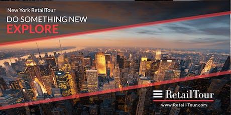 RetailTour New York tickets