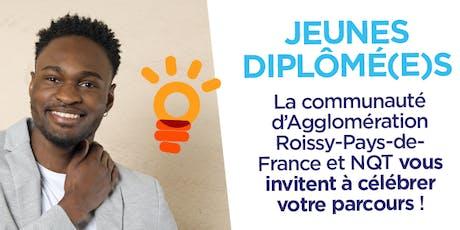Roissy Pays de France célèbre ses hauts diplômés billets